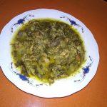Μαγειρίτσα Παραδοσιακή Χωρίς Ρύζι (Πελοποννήσου)